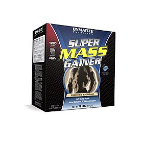Фото 4 к товару Гейнер Dymatize Super Mass Gainer 12lb (5,44 кг)