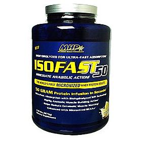 Фото 2 к товару Протеин MHP IsoFast (1,36 кг)