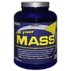 Гейнер MHP Up Your Mass 2lb (908 г) - фото 1