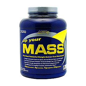 Гейнер MHP Up Your Mass 5 LBS (2,27 кг)