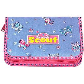 Фото 6 к товару Набор школьный Scout Easy II Butterfly 4 предмета