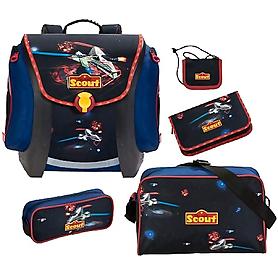 Фото 1 к товару Набор школьный Scout Mega Set Supernova 4 предмета