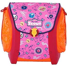 Фото 2 к товару Набор школьный Scout Mega Sommer 4 предмета