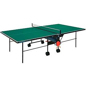Фото 1 к товару Стол теннисный всепогодный Sunflex Outdoor (зеленый)