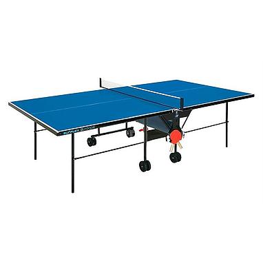 Стол теннисный всепогодный Sunflex Outdoor (синий)