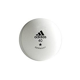 Фото 2 к товару Набор мячей для настольного тенниса  Adidas Training