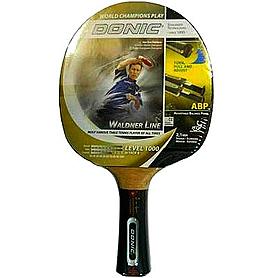 Фото 1 к товару Ракетка для настольного тенниса Donic Waldner 1000 (+DVD)