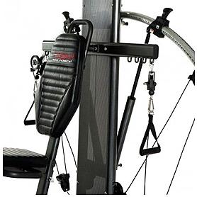 Фото 4 к товару Фитнес станция Finnlo Bio Force Extreme со скамьей Power Bench