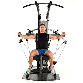 Фото 9 к товару Фитнес станция Finnlo Bio Force Extreme со скамьей Power Bench