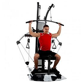 Фото 12 к товару Фитнес станция Finnlo Bio Force Extreme со скамьей Power Bench