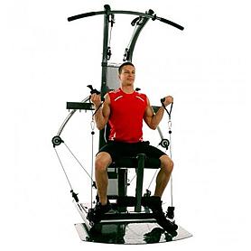 Фото 14 к товару Фитнес станция Finnlo Bio Force Extreme со скамьей Power Bench