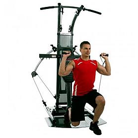 Фото 17 к товару Фитнес станция Finnlo Bio Force Extreme со скамьей Power Bench