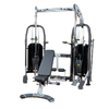 Фитнес станция Finnlo Free Trainer (со скамьей) - фото 1