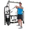 Фитнес станция Finnlo Free Trainer (со скамьей) - фото 11