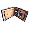 Стол массажный портативный DEN Comfort Art of Choice синий - фото 2