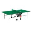 Стол теннисный Sunflex Hobbyplay Indoor (зеленый) - фото 1