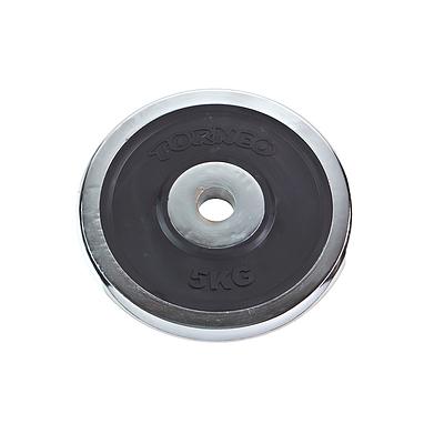 Диск хромированный 5 кг Torneo – 31 мм