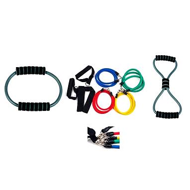 Набор эспандеров для фитнеса GM-009