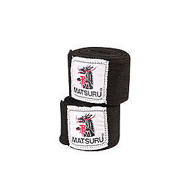 Фото 1 к товару Бинт боксерский Matsuru Box Bandage (4,5 м)