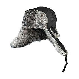 Шапка–ушанка Norfin Ardent (черная)
