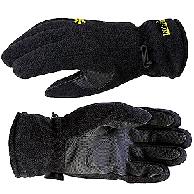 Перчатки Norfin (черные с PU мембраной) - L