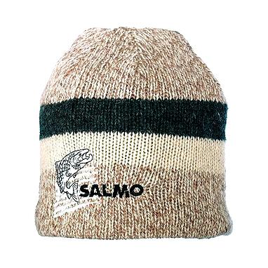 Шапка шерстяная с флисовой подкладкой Salmo