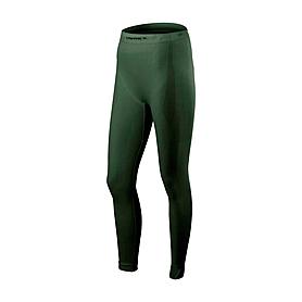 Фото 1 к товару Термоштаны женские Lasting Aura (темно-зеленые)