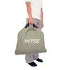 Кровать надувная ортопедическая двуспальная Intex Ultra Plush Bed (203х152х46 см) - фото 4