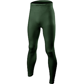 Термоштаны мусжкие Lasting Ateo (темно-зеленые)