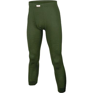 Термоштаны мужские Lasting Atok (темно-зеленые)