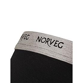Фото 3 к товару Кальсоны женские Norveg Soft Leggins (черные)