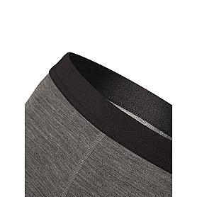 Фото 3 к товару Кальсоны женские Norveg Soft Leggins (серые меланж)