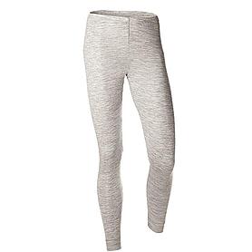 Кальсоны женские Norveg Wool+Silk (серые меланж)