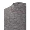 Термофутболка мужская с длинным рукавом Norveg Soft Shirt (серая меланж) - фото 3