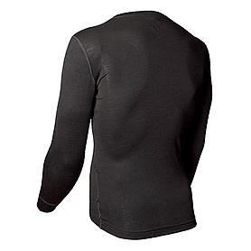 Фото 2 к товару Термофутболка мужская с длинным рукавом Norveg Soft Shirt (черная)
