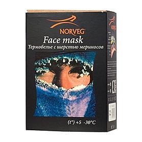 Фото 5 к товару Балаклава Norveg Face Mask (черный)