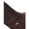 Носки мужские Norveg Functional Socks Merino Wool (коричневые) - фото 3
