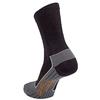 Носки унисекс Norveg Forester (черно–серые) - фото 2
