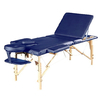 Стол массажный СК-12 синий - фото 1
