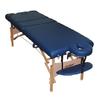 Стол массажный Life Gear Beatrix синий - фото 2