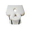 Стол массажный Life Gear Duralite белый - фото 3