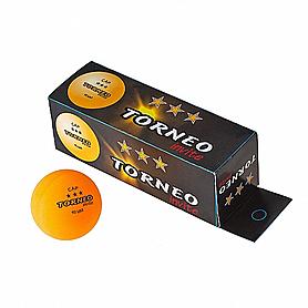 Набор мячей для настольного тенниса Torneo Invite ** (3 штуки)