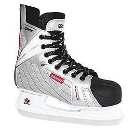 Фото 1 к товару Коньки хоккейные Tempish Vancouver серые