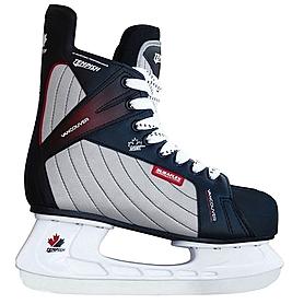 Фото 2 к товару Коньки хоккейные Tempish Vancouver черные