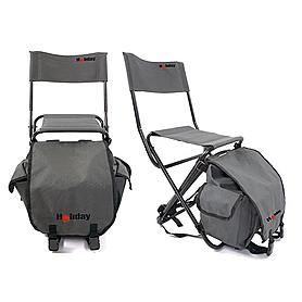 Фото 2 к товару Стул-рюкзак Holiday Back Pack (37х39х70 см)