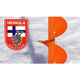 Фото 2 к товару Ледобур ручной Heinola Speed Run Classic 135 мм