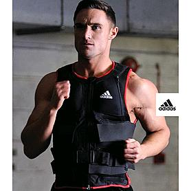 Фото 3 к товару Жилет с утяжелителями Adidas 10 кг