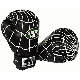 Фото 1 к товару Перчатки боксерские Green Hill Web