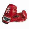 Перчатки боксерские Green Hill Zees (красные) - фото 1