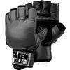 Перчатки снарядные без пальцев Green Hill (черные) - фото 1